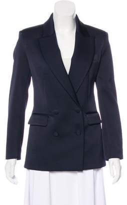 Rebecca Vallance Notch-Lapel Long Sleeve Blazer