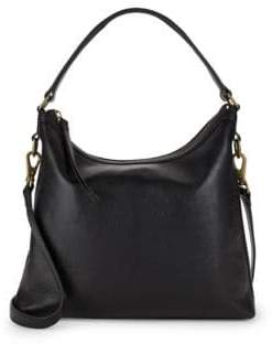 Frye Lily Leather Hobo Bag