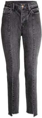 H&M Vintage High Cropped Jeans