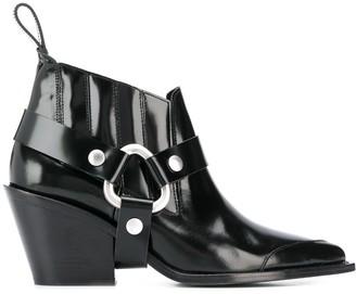 Zadig & Voltaire Zadig&Voltaire Fashion Show N'dricks Glossy boots