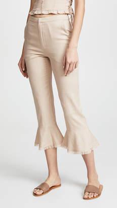 Moon River Flare Pants