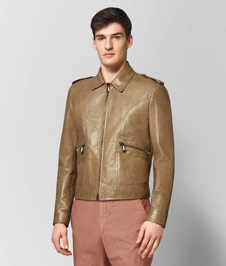 Bottega Veneta CAMEL CALF JACKET