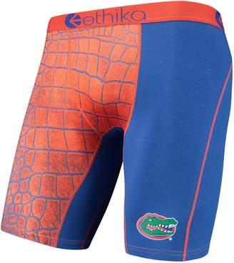 Ethika Unbranded Men's Royal Florida Gators Tri-Blend Boxer Briefs