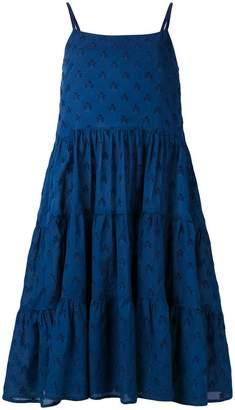 Parker Chinti & denim sun dress