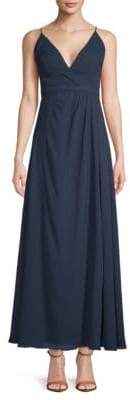 Fame & Partners Mirabella Wrap Gown