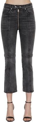 Rag & Bone Rag&bone Iver High Rise Zipped Flared Denim Jeans