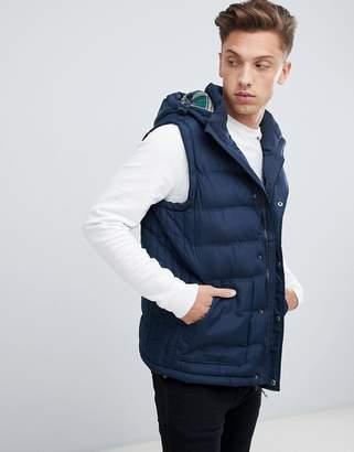 Tokyo Laundry Hooded Vest