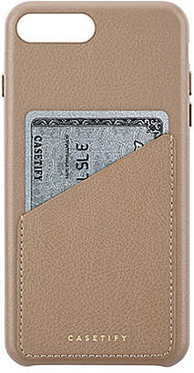 Casetify Leather Card iPhone 6/7/8 Plus Case