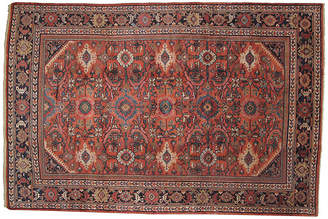 "One Kings Lane Vintage Antique Sultanabad Rug - 10'1"" x 6'8"" - R. Banilivi and Son"