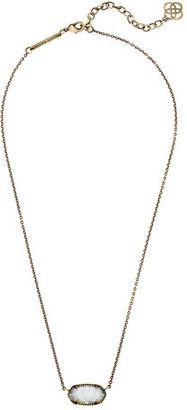 Kendra Scott Elisa Pendant Necklace $60 thestylecure.com