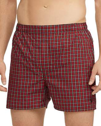 Polo Ralph Lauren Patterned Boxer Briefs - Pack of 3