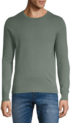 J. Lindeberg Rib-Trimmed Sweater