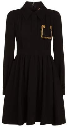 N°21 Embellished Pocket Dress