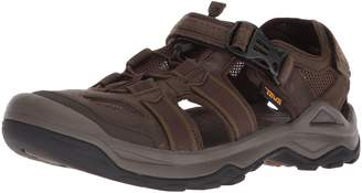 Teva Men's M Omnium 2 Leather Fisherman Sandal
