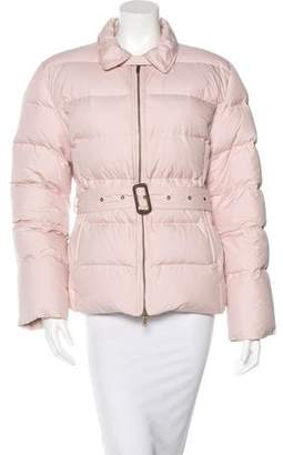 Burberry Down Puffer Jacket