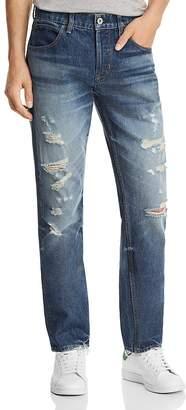 Hudson Blake Slim Fit Jeans in Gear Box