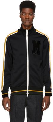 Moncler Black Logo Track Jacket