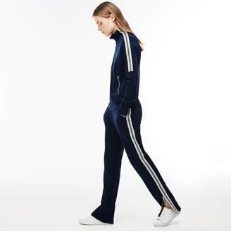 Lacoste Women's Contrast Urban Sweatpants