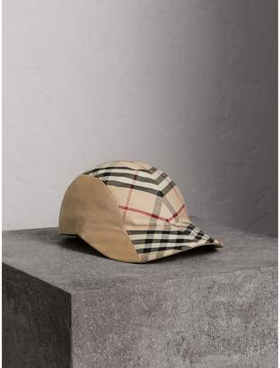 Burberry Gosha x Duckbill Cap, Yellow