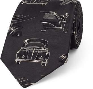 Ralph Lauren Silk Jacquard Tie