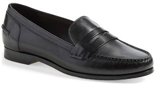 Women's Cole Haan 'Pinch Grand' Penny Loafer $170 thestylecure.com
