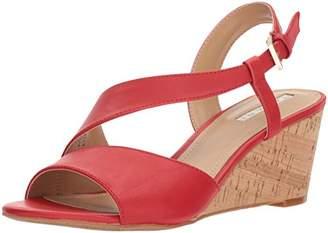 Tahari Women's TA-Sally Wedge Sandal
