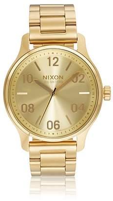 Nixon Men's Patrol Watch - Gold