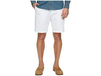 Nautica Anchor Twill Flat Front Shorts