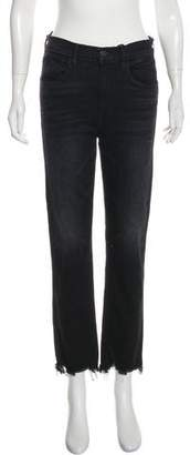 3x1 High-Rise Straight-Leg Jeans w/ Tags