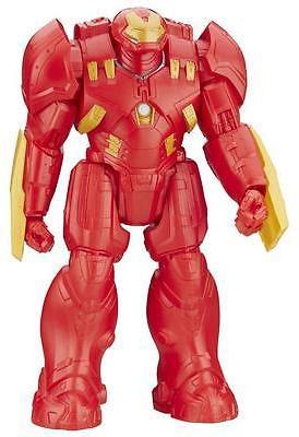 Marvel Titan Hero Series Hulkbuster Figure