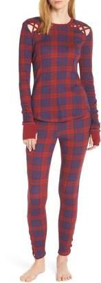 Co Retrospective Thermal Pajamas