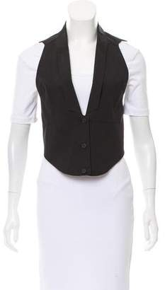 Helmut Lang Lightweight High-Low Vest w/ Tags