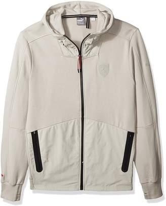 Puma Men's Ferrari Hooded Sweat Jacket