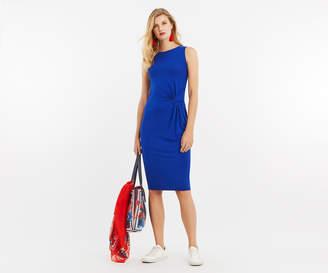 Oasis ASYMMETRIC KNOT DRESS