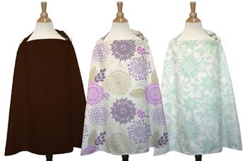 The Peanut Shell Nursing Covers