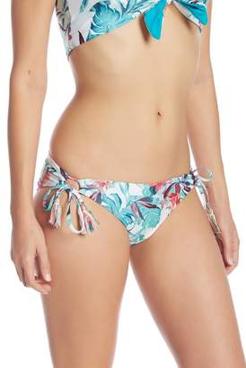 Becca Rainforest Side Tie Hipster Bikini Bottoms