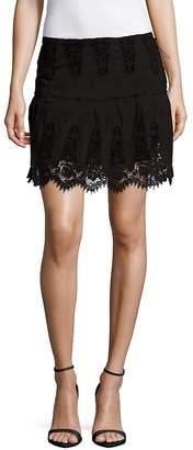 Winston White Women's Gigi Scalloped Skirt