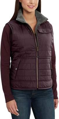 Carhartt Amoret Sherpa Lined Vest - Women's
