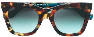 Marc Jacobs Eyewear square sunglasses