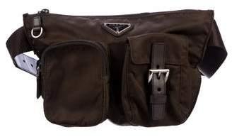 Prada Tessuto Waist Bag
