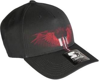 Marcelo Burlon County of Milan Wings Barcode Cap