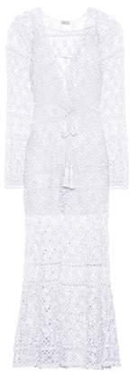 Anna Kosturova Bianca cotton dress