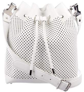 Proenza Schouler Perforated Bucket Bag