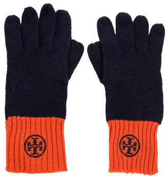 Tory Burch Tory Burch Logo Wool Gloves