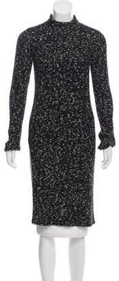 Celine Wool Longline Tunic