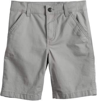Sonoma Goods For Life Boys 4-12 SONOMA Goods for Life Flat Front Shorts In Regular, Slim & Husky