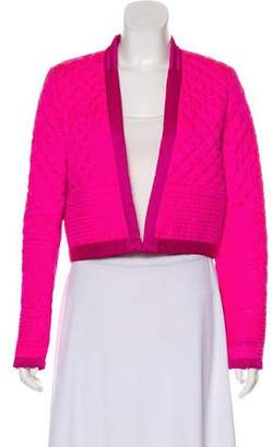 Isabel Marant Quilted Silk Jacket