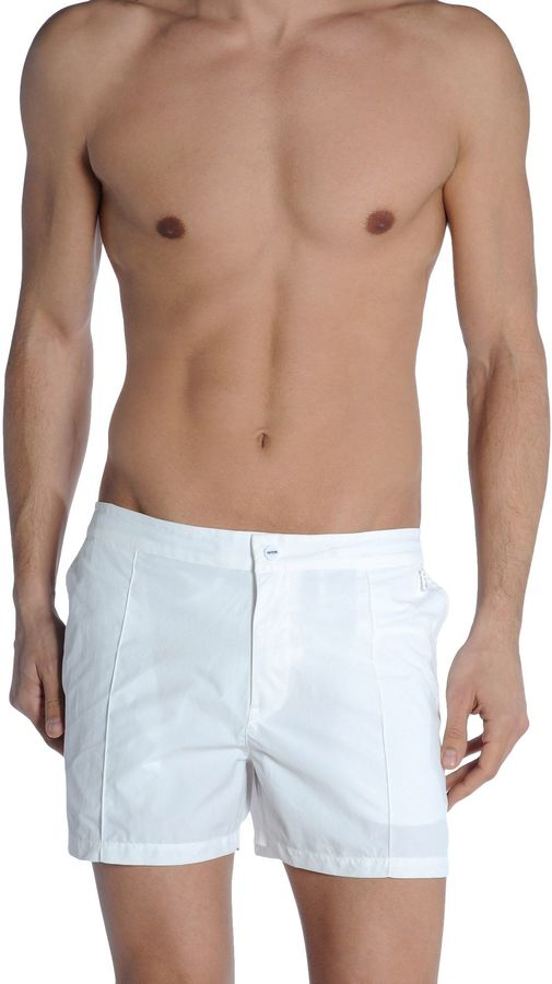 PantonePANTONE Swim trunks