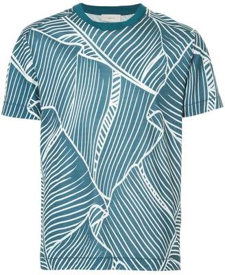 Cerruti graphic print T-shirt