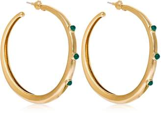 Elizabeth and James Georgia Hoop Earrings